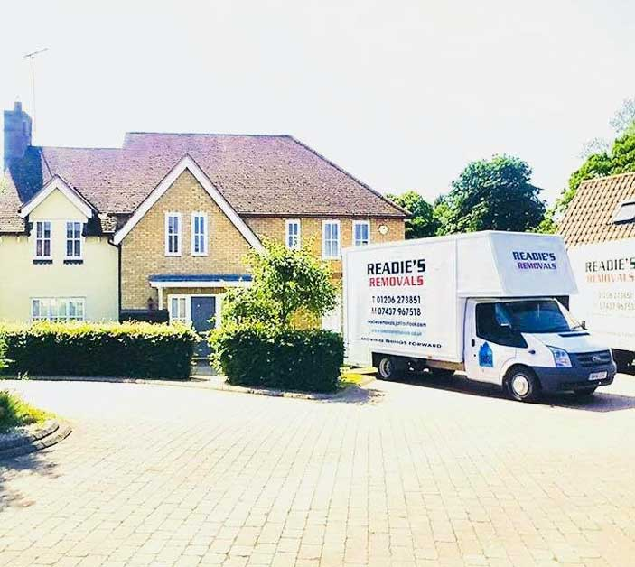 Removal Firm in Essex